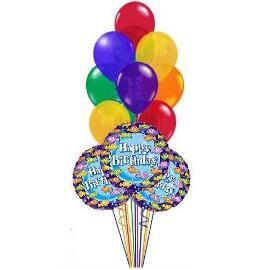 Փուչիկներ - Happy Birthday