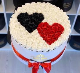 2 Heart Valentine Gift