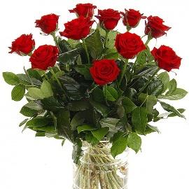 Դասական Վարդերով Փունջ