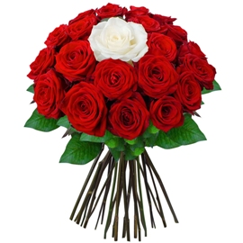 35 Roses only for My Love