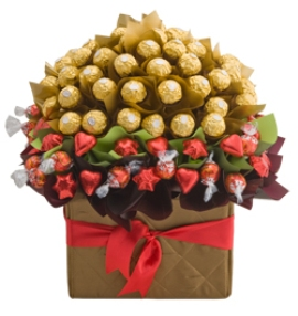 Bloom Candy Bouquet