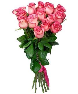 Прекрасный букет из роз