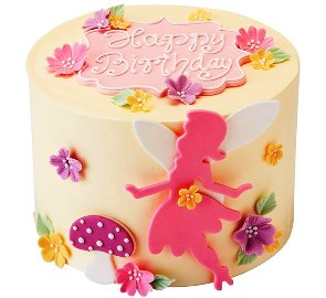 A Little Princess Cake