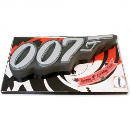 Торт Агент- 007