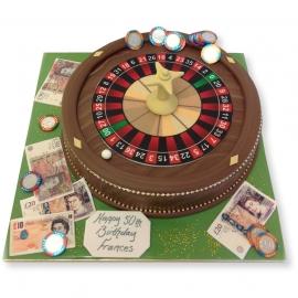 Casino Lover Cake