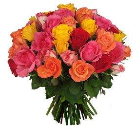 Վառ ու Գունեղ Վարդեր