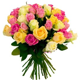 Bouquet of Bright  Roses