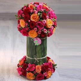 Գույնզգույն Վարդեր