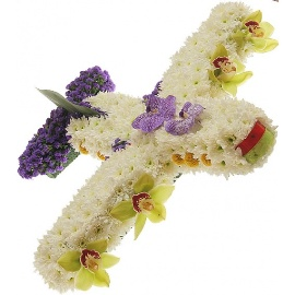 Floral Airplane