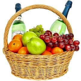 Afternoon Delights Basket