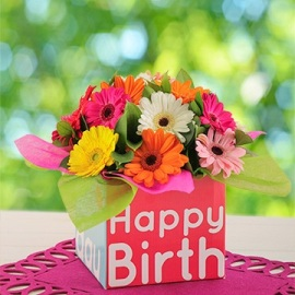 A Very Happy Birthday