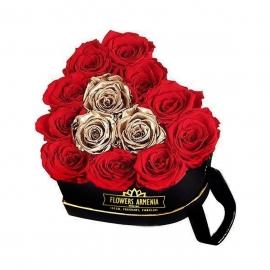 Flower box «Romantic Touch»