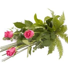 Վարդերով ծաղկեփունջ