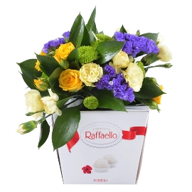 Ռաֆաելլոն Ծաղիկներով