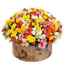 Bright -Happy Basket