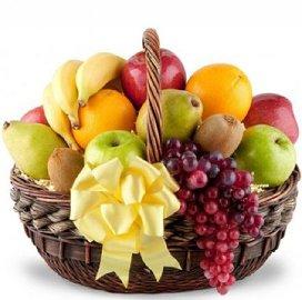 Nice Fruit Basket