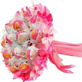 Pink Kinder Bouquet
