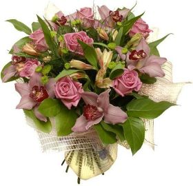 Blooming Flowers  Bouquet