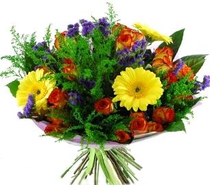 Mixed Blooms