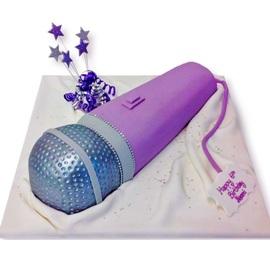 Торт Лучший певец