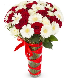Red&White Arrangement