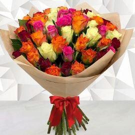 Hot Seasonal Roses