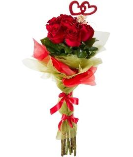 Романтика красных роз