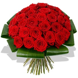 55 Regal Roses Bouquet