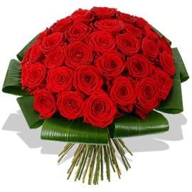 55 Regal Roses Bouquet