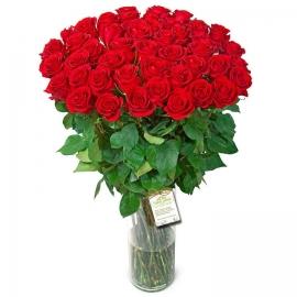 Букет «Очарование Красной Розы»