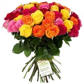 Bouquet «Fiery Beauty»