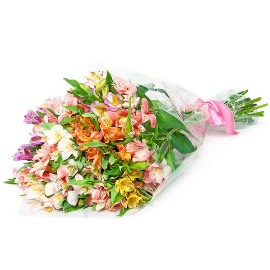Bright Blossoms Bouquet