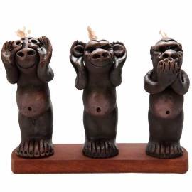 Clay Monkeys