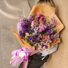 Soothing Elegance Bouquet