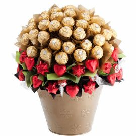 Chocolates Pyramid
