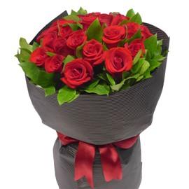 Sympathy Bouquet of Roses