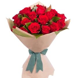 Կարմիր Վարդերով Փունջ