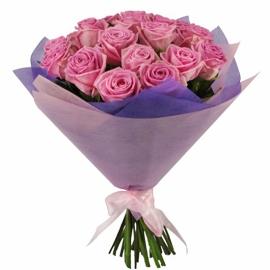 Прекрасный розовый букет