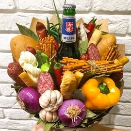 Beer & Food Bouquet