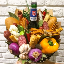 Beer & Food Bouquet