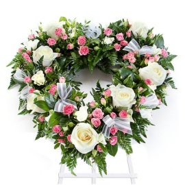 Heart-shaped Wreaths