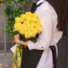 Yellow Roses For you