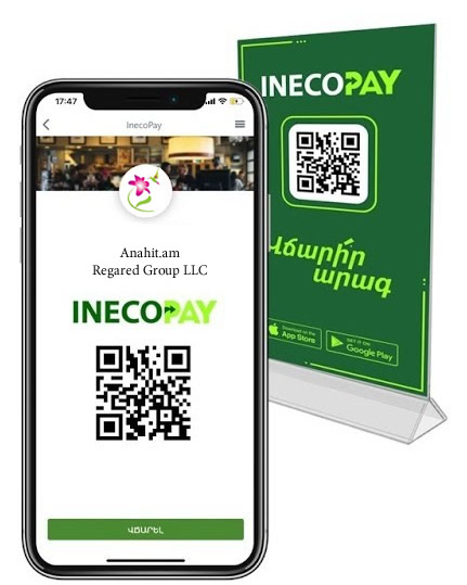 InecoPay by QR Code